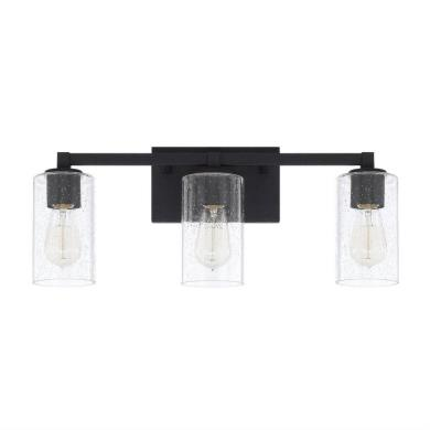 Capital Lighting 119831BI-435 Ravenwood - Three Light Bath Vanity