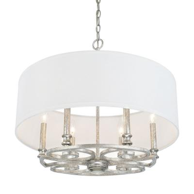 Capital Lighting 310961AS-651 Corrigan - Six Light Pendant