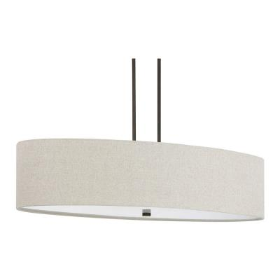 Capital Lighting 3926-6 Loft - Six Light Island