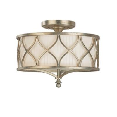 Capital Lighting 4003WG-487 Fifth Avenue - Three Light Semi-Flush Mount