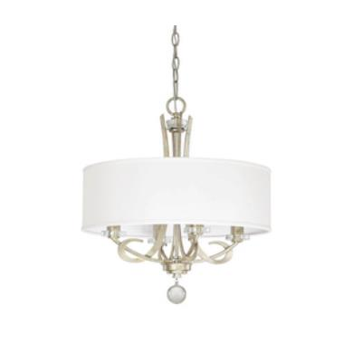 Capital Lighting 4264WG-568 Hutton - Four Light Chandelier