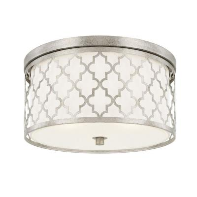 Capital Lighting 4549 Ellis - Three Light Flush Mount