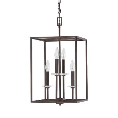 "Capital Lighting 7001 Morgan - 22.75"" Four Light Foyer"