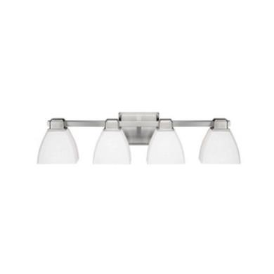 Capital Lighting 8514BN-216 Four Light Bath Bar