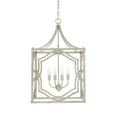 Capital Lighting 9482AS Blakely - Four Light Foyer