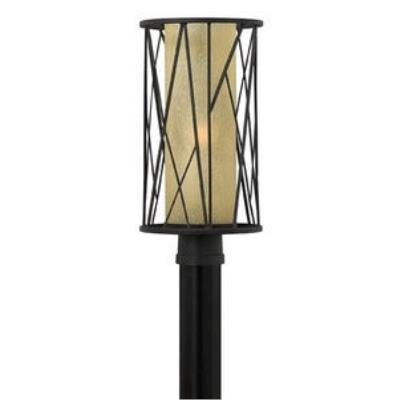Hinkley lighting 1151rb elm one light outdoor post mount mozeypictures Images