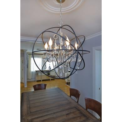 Maxim Lighting 25147 Orbit - Twelve Light Pendant