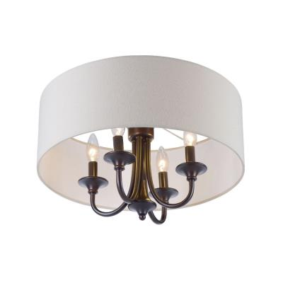 Maxim Lighting 10013 Bongo - Four Light Semi Flush Mount