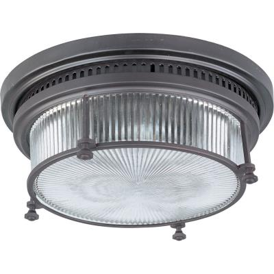Maxim Lighting 25000CLBZ Hi-Bay - Two Light Flush Mount