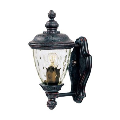 Maxim Lighting 3495 Carriage House DC - One Light Outdoor Wall Mount