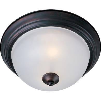 Maxim Lighting 5842 Essentials - Three Light Flush Mount