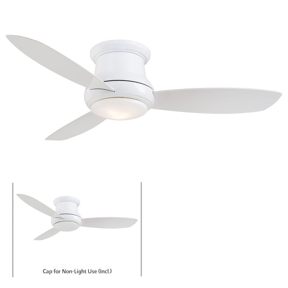 Minka aire fans f518l concept ii 44 ceiling fan with light kit customer inspiration aloadofball Choice Image