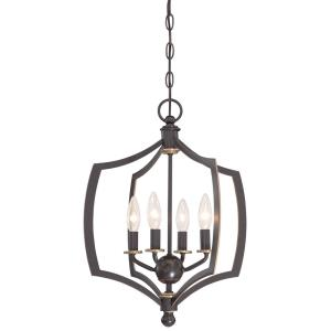 Minka lavery lighting chandeliers bathroom lighting southfork middletown four light mini chan mozeypictures Image collections