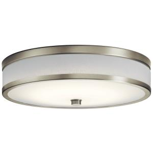 Pira - 28.5W 1 LED Flush Mount - 15 inches wide