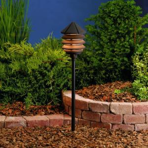 Kichler lighting landscape lighting path lights pagoda light aloadofball Image collections