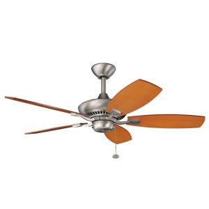 Canfield - Ceiling Fan - with Traditional inspirations - 14 inches tall by 44 inches wide
