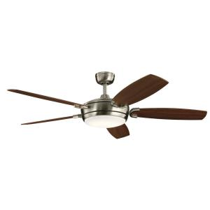 Trevor - Ceiling Fan with Light Kit - 16 inches tall by 60 inches wide