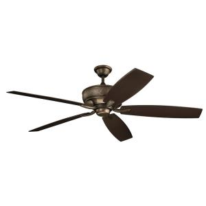 Monarch - Ceiling Fan - with Transitional inspirations - 20.25 inches tall by 69.5 inches wide