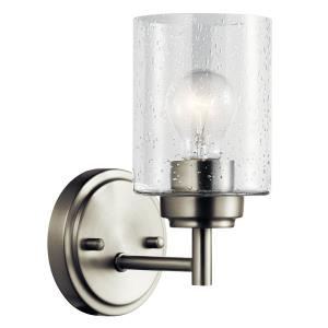 Winslow - 1 light Wall Bracket - 9.25 inches tall by 4.75 inches wide