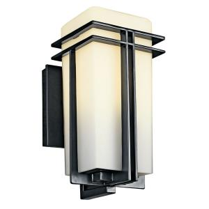 Tremillo - 1 light Outdoor Wall Mount - 11.75 inches tall by 5.75 inches wide