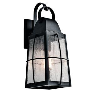 Tolerand - 1 light Outdoor Wall Mount - 17.75 inches tall by 7.75 inches wide