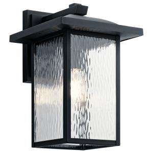 Capanna - 1 light X-Large Outdoor Wall Lantern - with Transitional inspirations - 16 inches tall by 10.5 inches wide