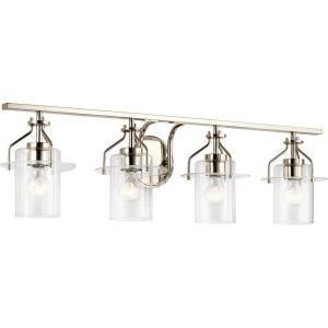 Everett - 4 Light Bath Vanity