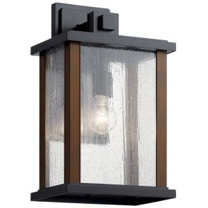Marimount - 1 light X-Large Outdoor Wall Lantern - with Lodge/Country/Rustic inspirations - 17 inches tall by 10 inches wide