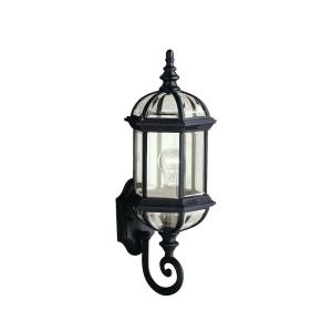 New Street Series 08 Outdoor - 1 light Outdoor Wall Bracket - with Traditional inspirations - 21.75 inches tall by 8 inches wide