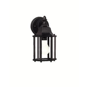 Chesapeake - 1 light Small Outdoor Wall Mount - with Traditional inspirations - 10.25 inches tall by 5.5 inches wide