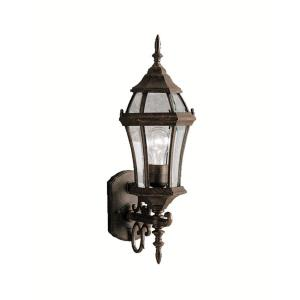 Townhouse - 1 light Outdoor Wall Bracket - 21.5 inches tall by 7.25 inches wide